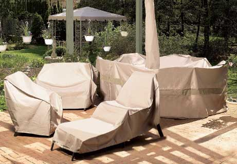 Outdoor Furniture plastic covers